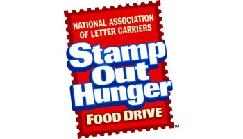 POST OFFICE FOOD DRIVE