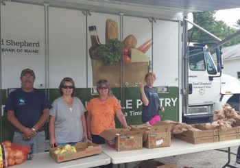 Our First Food Mobile in Phippsburg