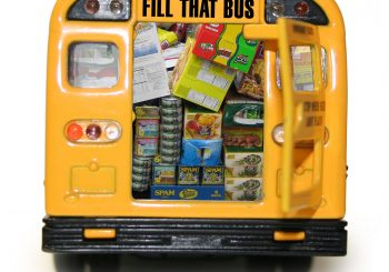 HELP US FILL A BUS WITH FOOD!