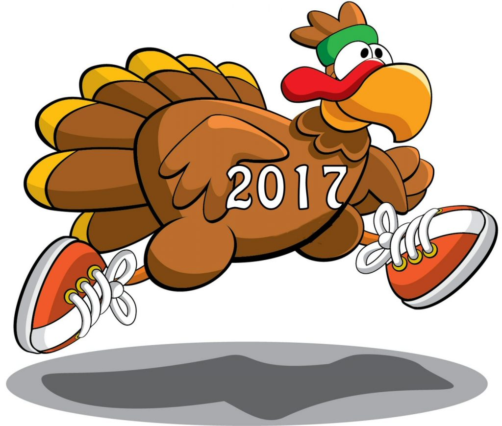 Liability Waiver for 2017 Turkey Trot