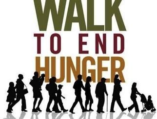 Walk for Hunger Sponsor form
